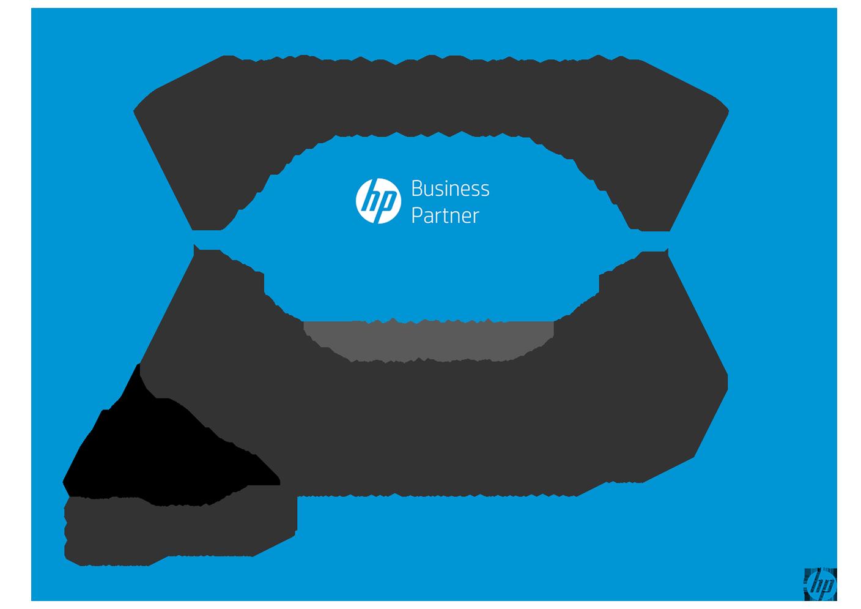 Сертификат HP компании DM