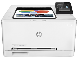 HP Color LaserJet Pro M252 series