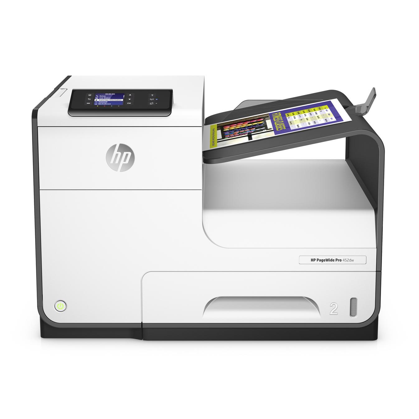 Новые Технологии Офисной печати от HP